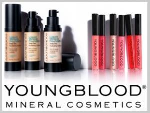 Youngblood Cosmetics Product Lines